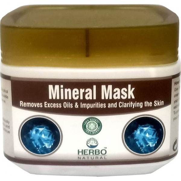 Herbal Mineral Mask