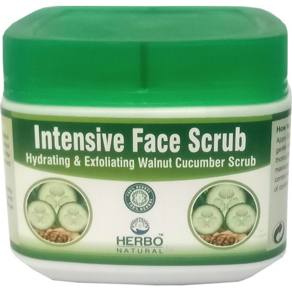 Herbal Intensive Face Scrub