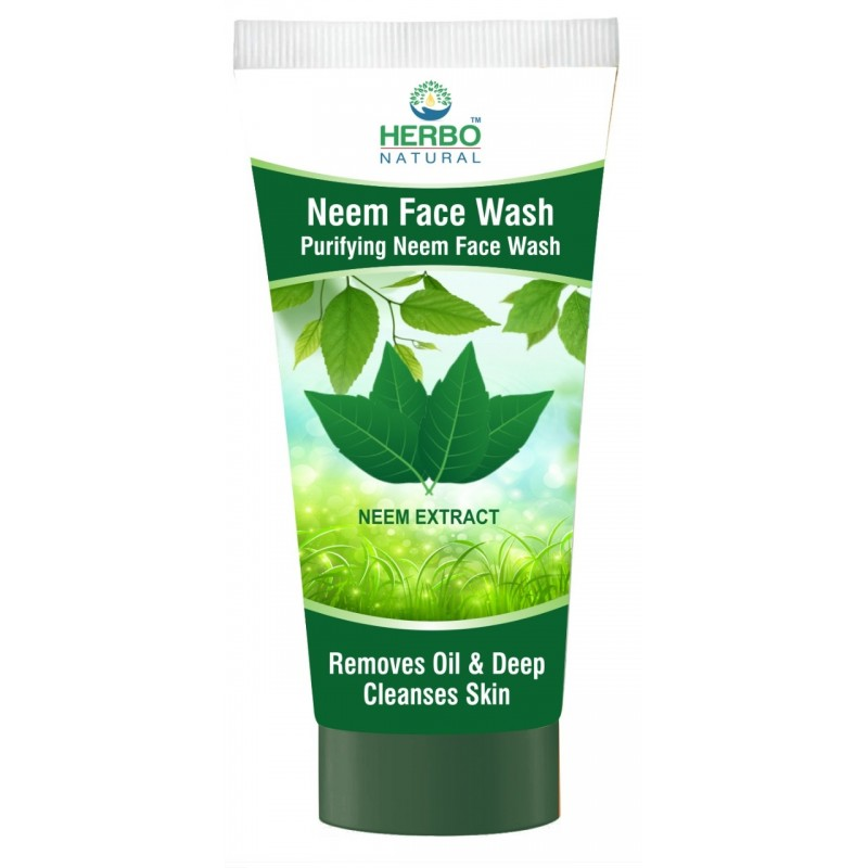 Anti-Acne Neem Face Wash - 100 ml