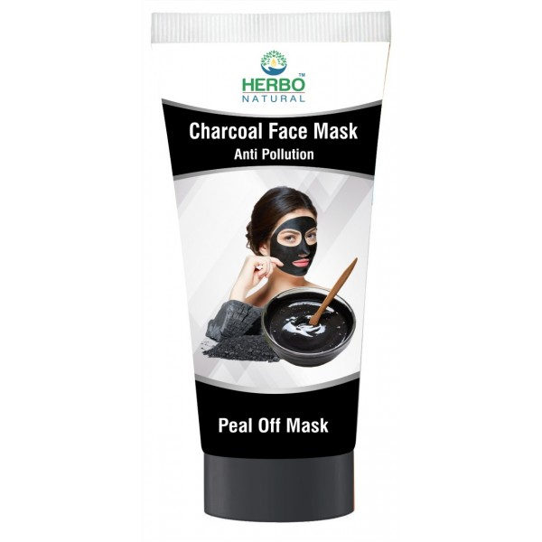 Charcoal Peel Off Mask - 100 ml