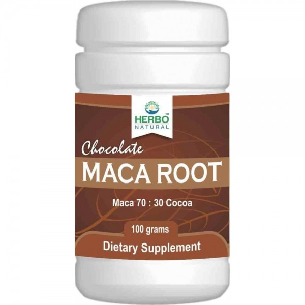 Chocolate Maca Root Powder