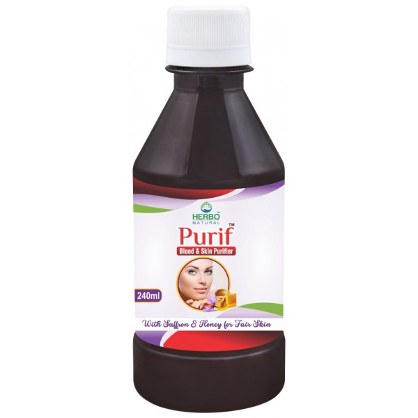 Purif Syrup - 240 ml