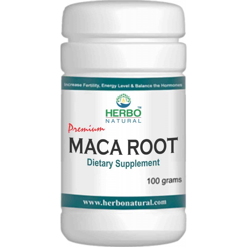 Maca Root Powder Extract - 100 gram