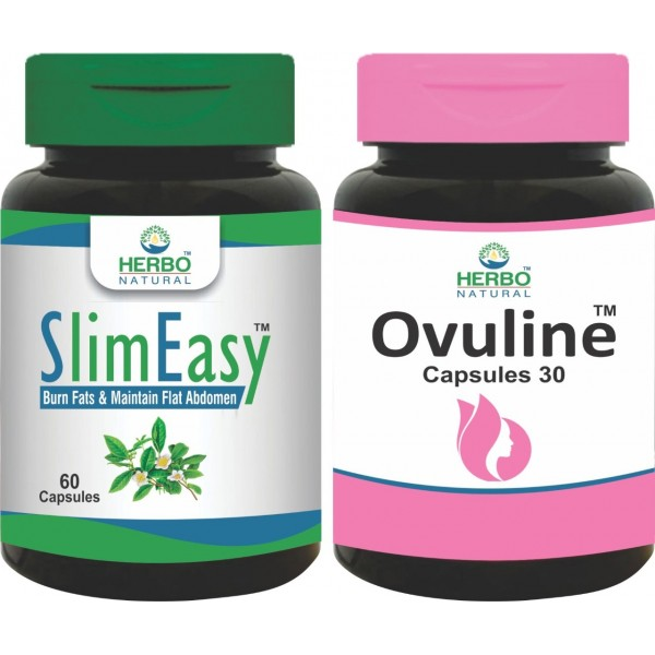 Weight Loss Combo Pack - For Females